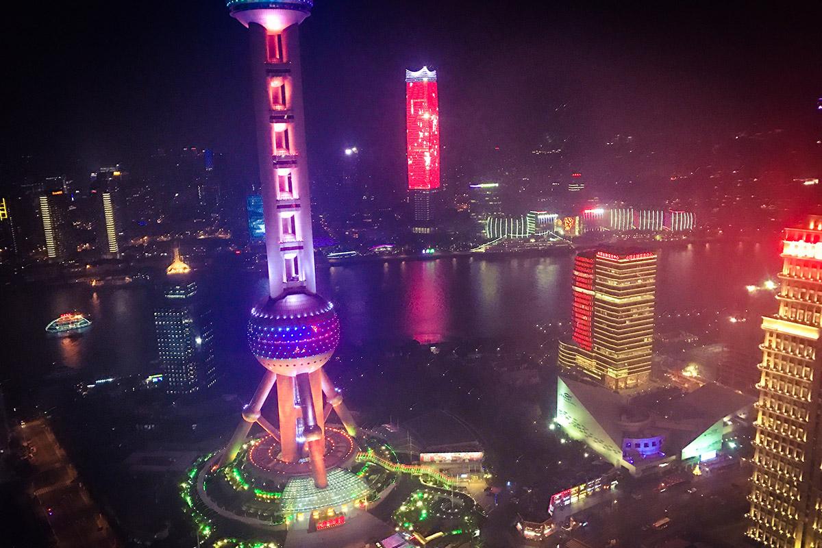 Flair, Shanghai - More Than Travel