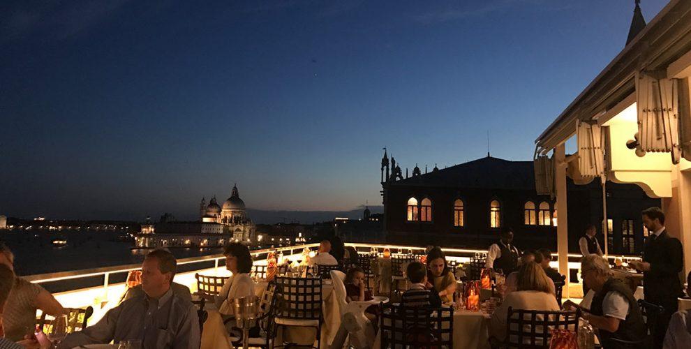 Emejing Restaurant Terrazza Danieli Images - Idee Arredamento Casa ...
