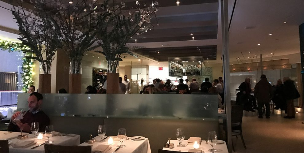 The Sea Grill at Rockefeller Plaza, New York - More than travel