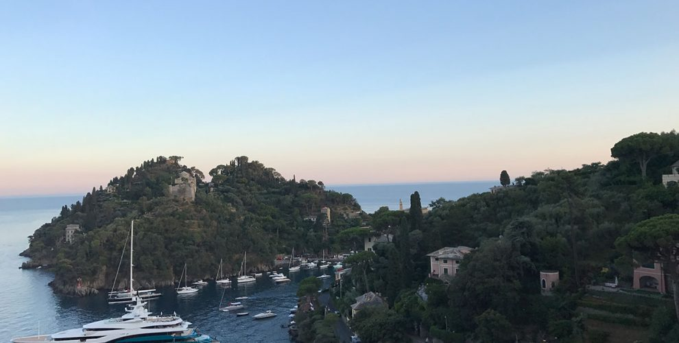 Restaurant La Terrazza, Portofino, Belmond Hotel - More Than Travel