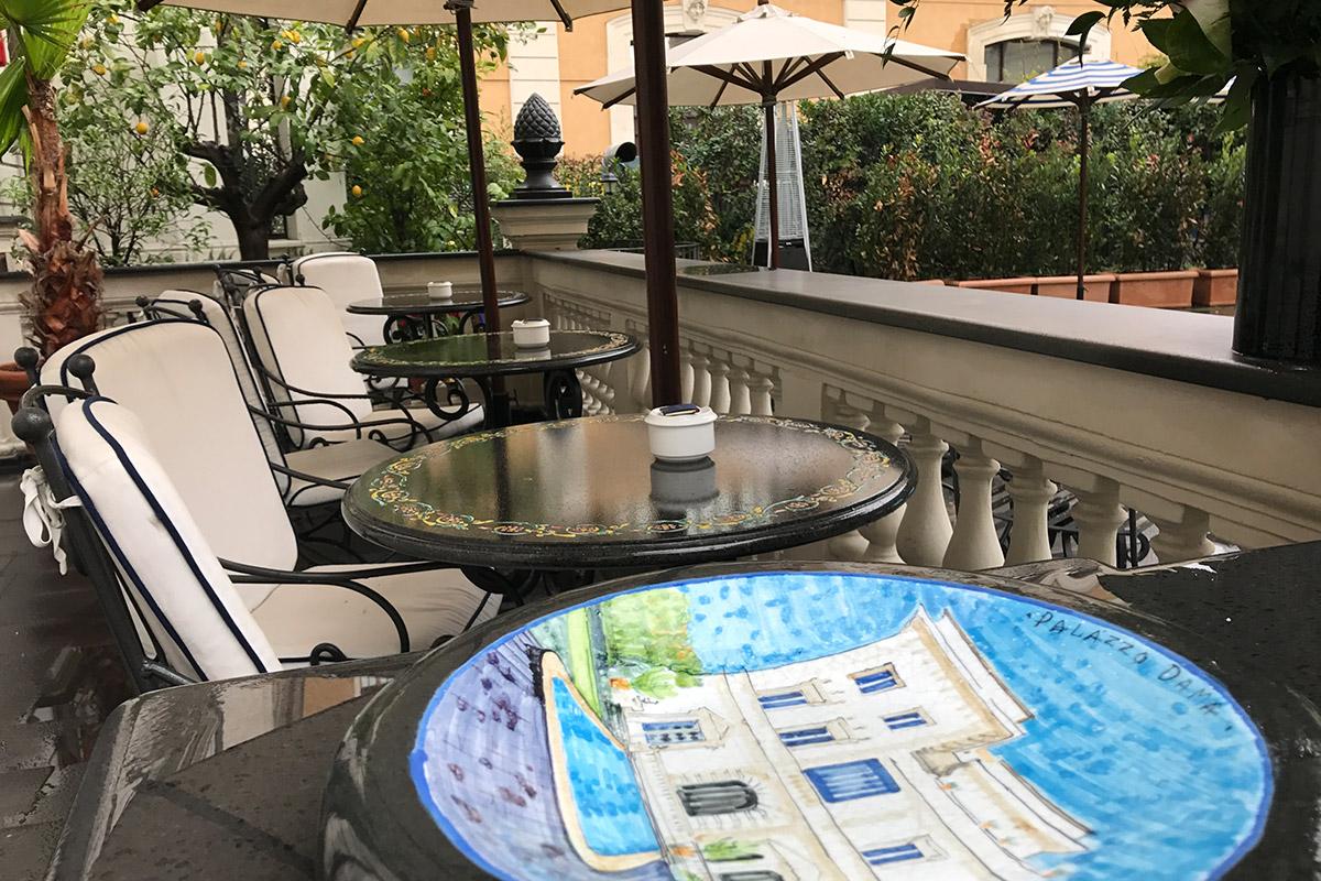 hotel palazzo dama, roma - morethantravel