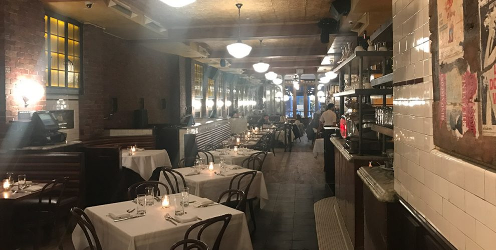 Lavo Restaurant, New York - More Than Travel