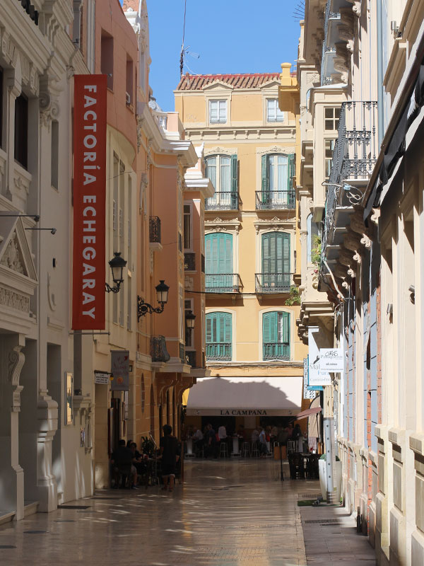 Malaga, Spania - More than travel