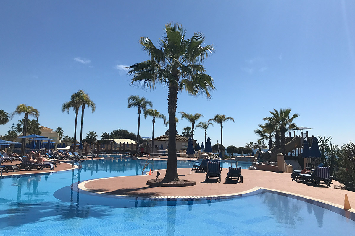 Marriott, Marbella - spania - more than travel
