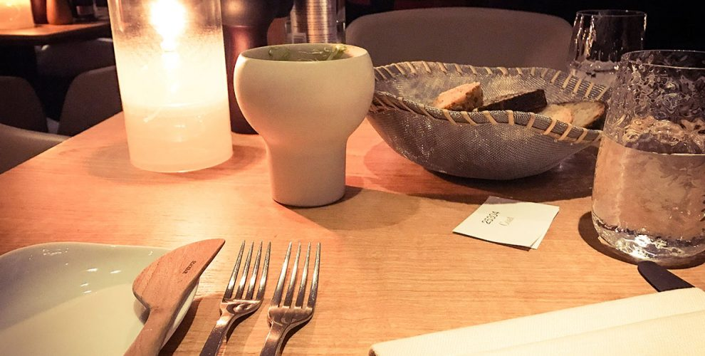Restaurant Eneko, Londra - More than travel