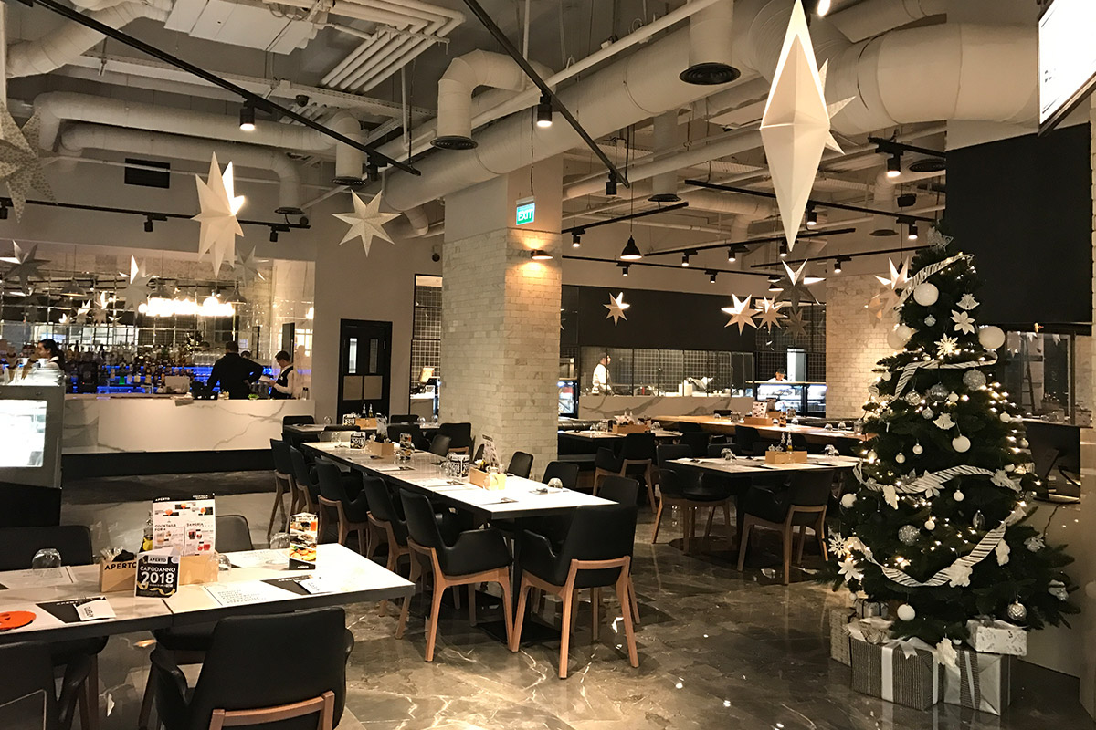 Resto Aperto, Bucuresti Mall - More than travel